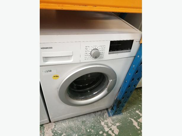Kenwood 8kg washing machine at Recyk Appliances