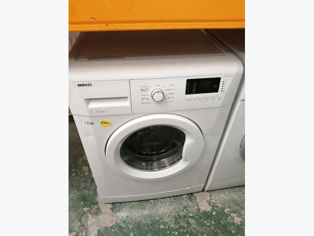 Beko 7kg washing machine A ++with warranty at Recyk Appliances