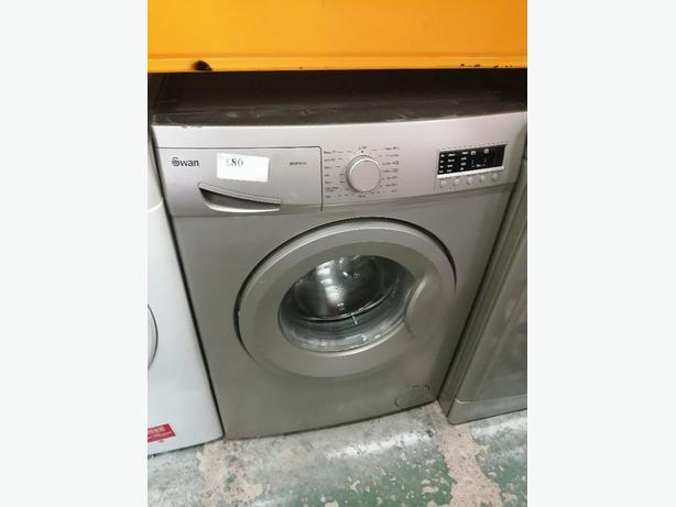 Swan 6 kg washing machine with warranty at Recyk Appliances