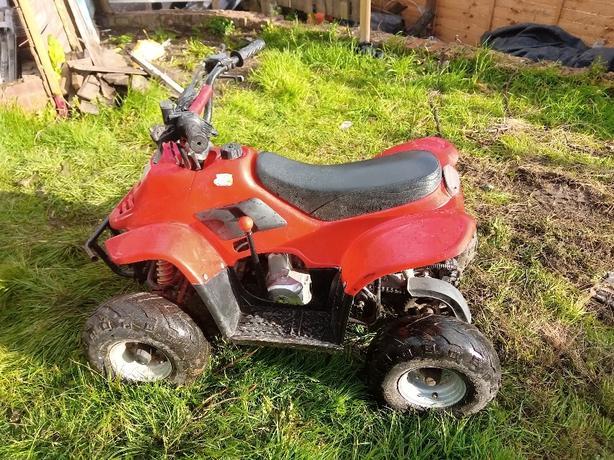 quad 70cc