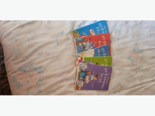 Mrs Pepperpot books