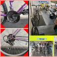 Hawk Reaction Womens Bike. 18 speed. 26 inch wheels.
