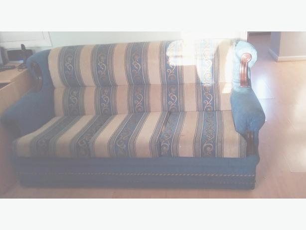 FREE: 3 seater Sofa + 1 sofa