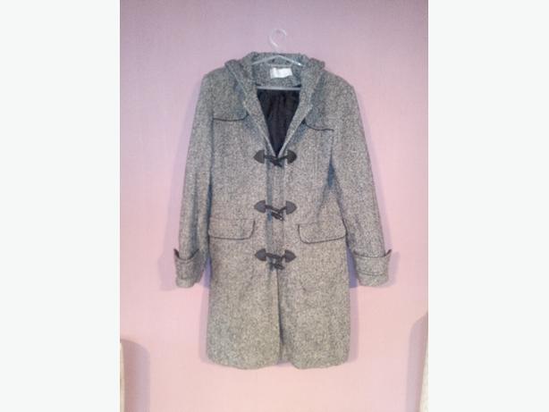ladies Size 10 wool blend coat