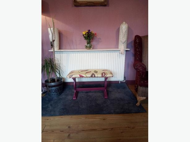 Footstool/Small Bench