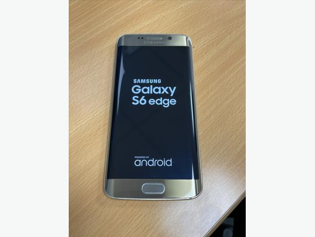 Samsung S6 edge 32gb UNLOCKED