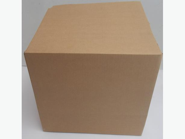 """14"""" x 12"""" x 12"""" Single Wall Boxes New"""