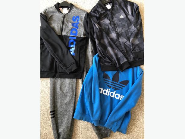 CHEAP BOYS ADIDAS CLOTHES- age 11-12 (varying prices)