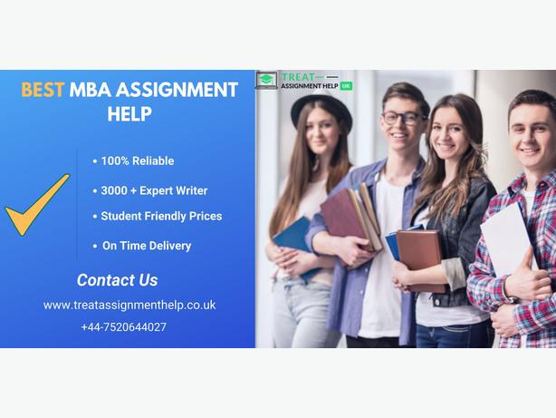 Looking For Reliable Services For MBA Assignment Help