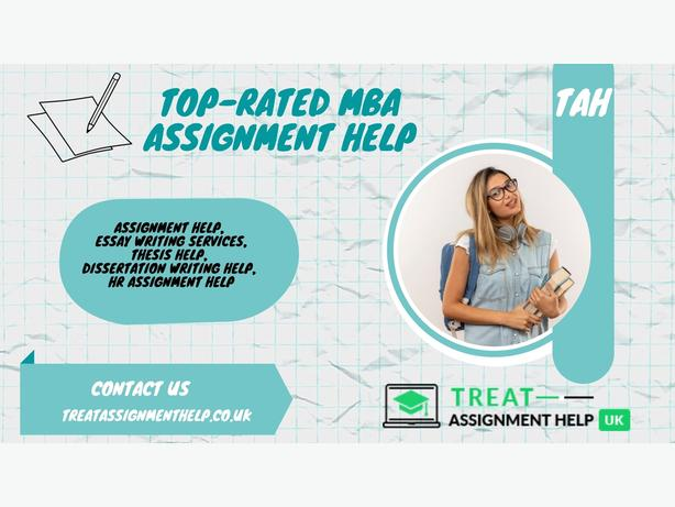 Get Finest MBA Assignment Help Services For Education