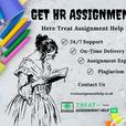 Get a fully- customised assignment by experienced subject HR Assignment Help