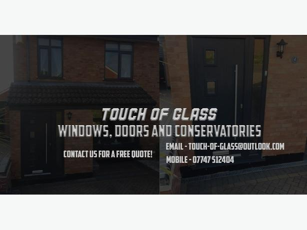 Touch Of Glass Windows & Doors