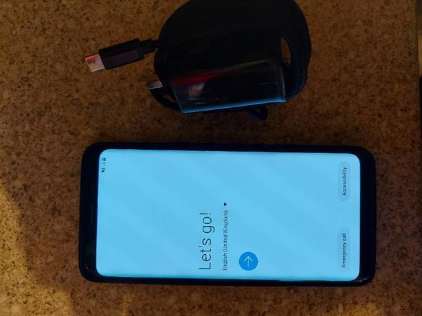 Samsung S9 64GB - £135 MINT CON