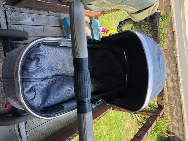Mothercare orb pram/pushchair