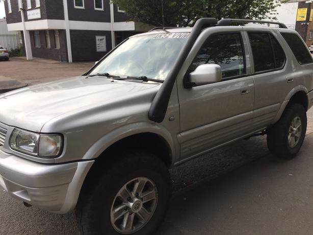 Vauxhall Frontera 2.2