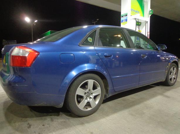 top spec 54 reg 6 speed audi a4 1.9 diesel+mot oct+tax+half leathers+DRIVEAWAY
