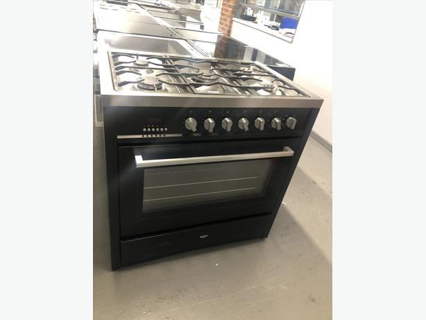 ♻️♻️ GRADED BUSH 90CM DUAL FUEL COOKER- WITH GUARANTEE- PLANET APPLIANCE ♻️♻️