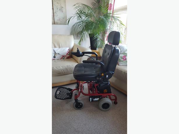 Electric Wheelchair - Shoprider Vienaa - *Can Deliver