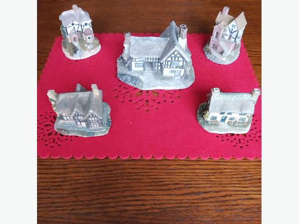pottery houses