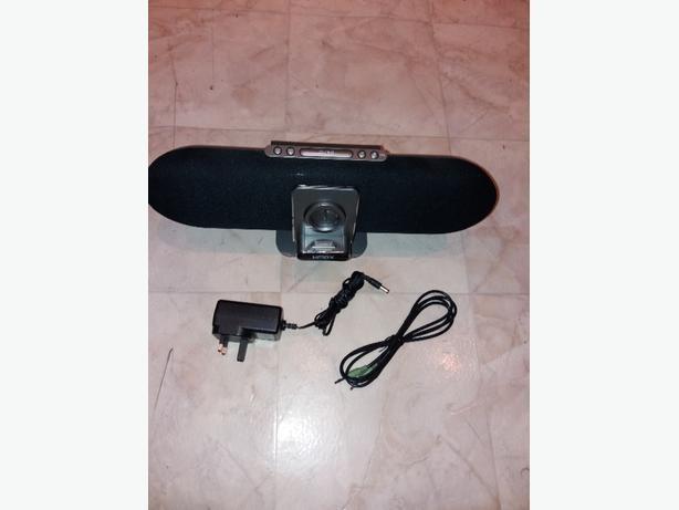 HMDX-A100-GB iBeam Speaker Dock for ipod