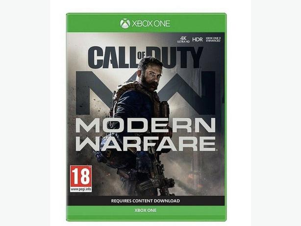 WANTED! Call of duty Modern warfare on XBOX ONE