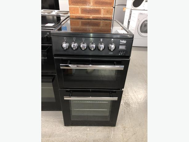 🟩🟩 PLANET 🌎 APPLIANCE- BEKO 50CM ELECTRIC COOKER - WITH GUARANTEE 🟩🟩