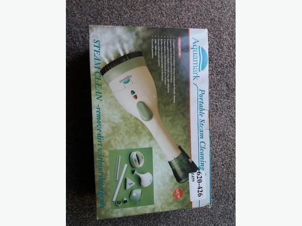Brand New aquamark portable steam cleaning system