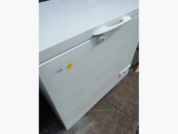 Frigidaire chest freezer with 3 months warranty at Recyk Appliances