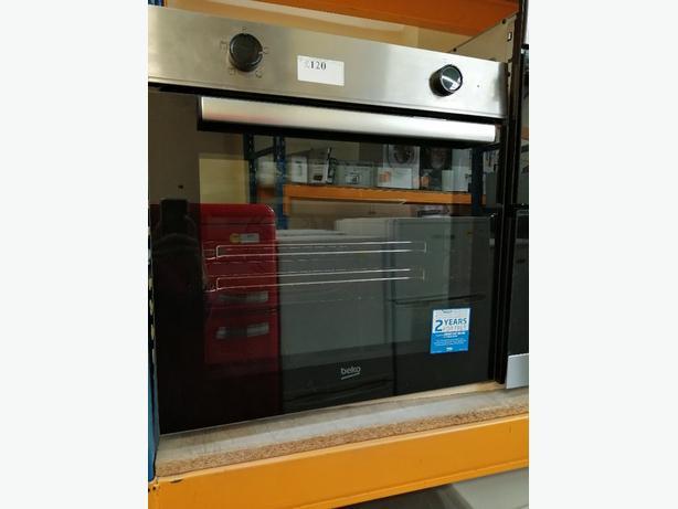 Beko built-in single electric oven at Recyk Appliances