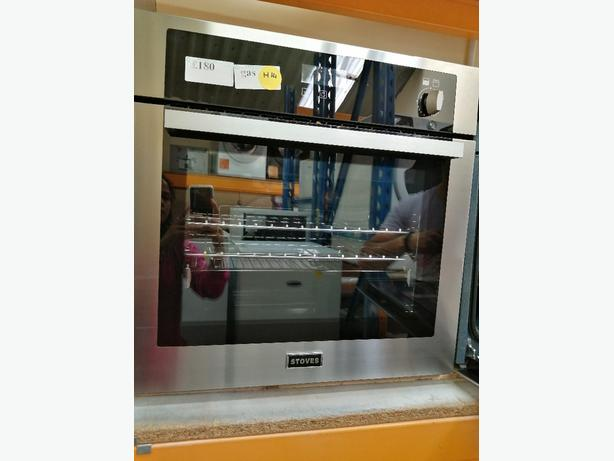 STOVES SINGLE OVEN ALL GAS UNUSED AT RECYK APPLIANCES