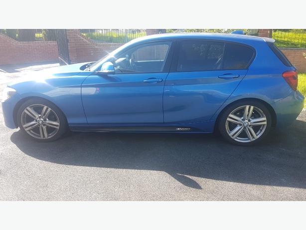 BMW 1 series 118d Msport