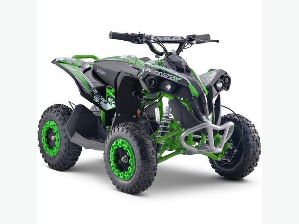 RACEX electric quad bike 1000w 36v 3 speed new