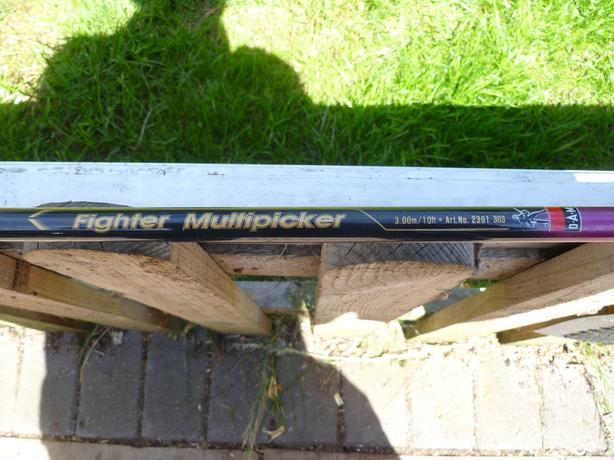 Dam  Fighter Multipicker Rod
