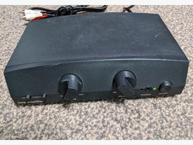 loop amplifier la210