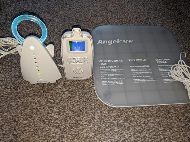 Angelcare baby monitor parts