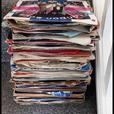 WANTED: RECORDS SINGLES LPS
