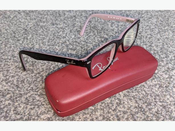 Ray-ban prescription glasses frame