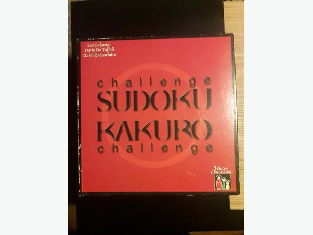 Sudoku / Kakuro. 2 games in 1