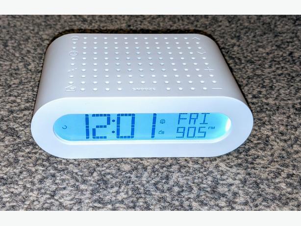 oregon scientific clock with radio rrm 116u