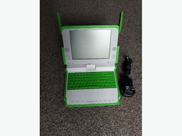 OLPC XO-1 children laptop