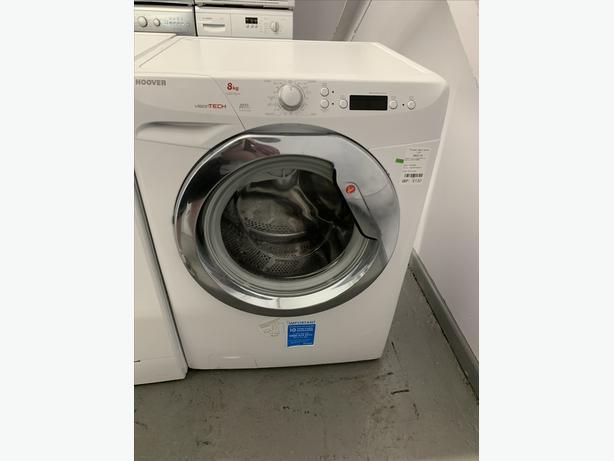 🟩Planet 🌍 Appliance - Hoover Vision Tech 8kg Washing Machine