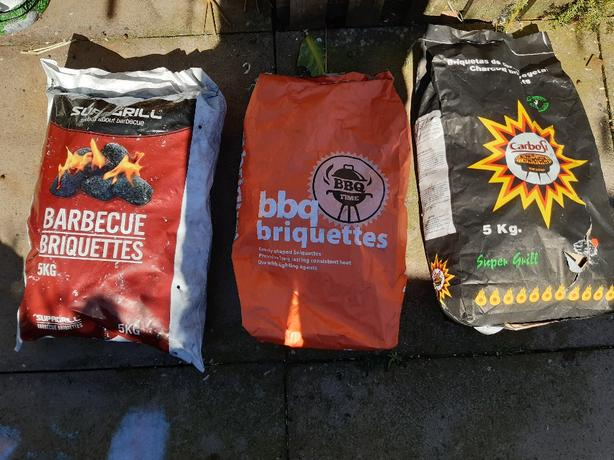 barbecue coal