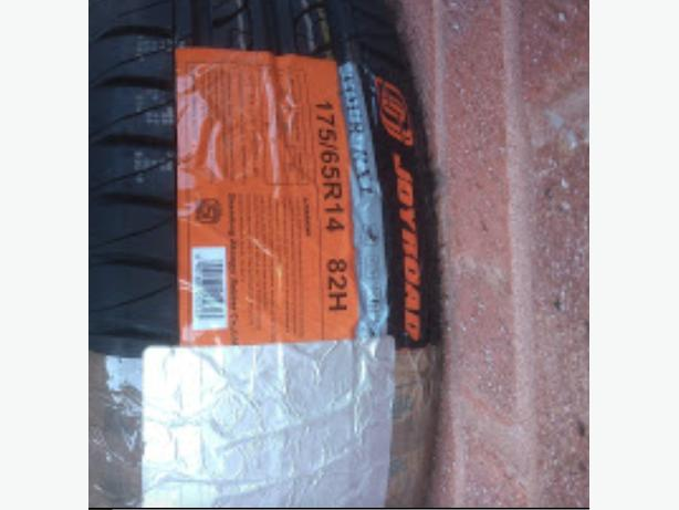 Joyroad 175/65/R14 Tyre M+S 82H New
