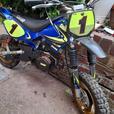 50cc champ motorbike