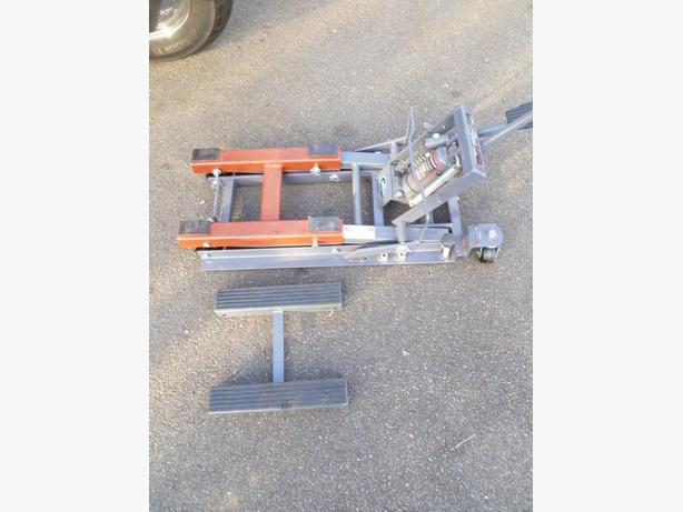 Motorcycle , ATV, Quad Lift 1500lbs