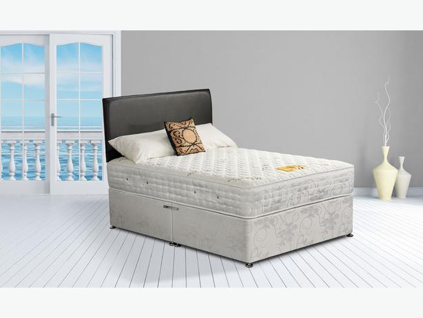 Free headboard with all beds over £299
