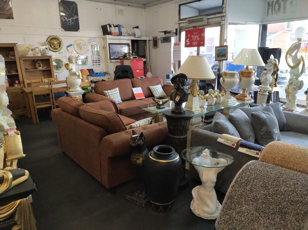 Suites,beds,statues at Capricorn Interiors Oldbury