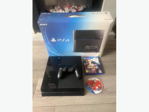 ps4 500gb boxed bargain