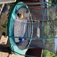 tech sport trampoline