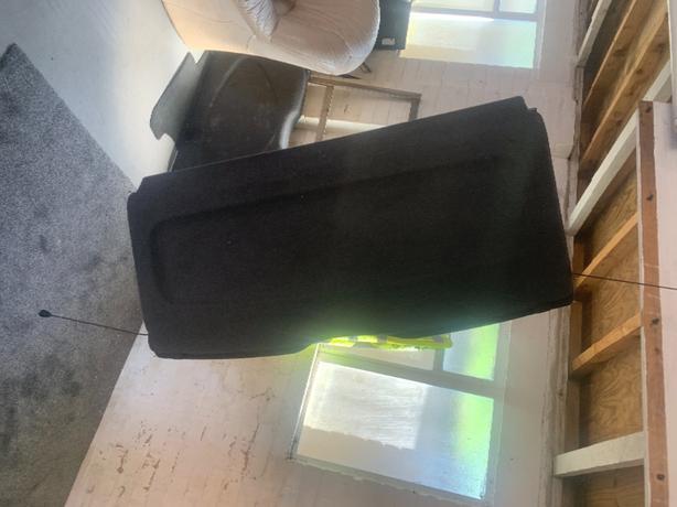 renault clio 2004 hatchback parcel shelf